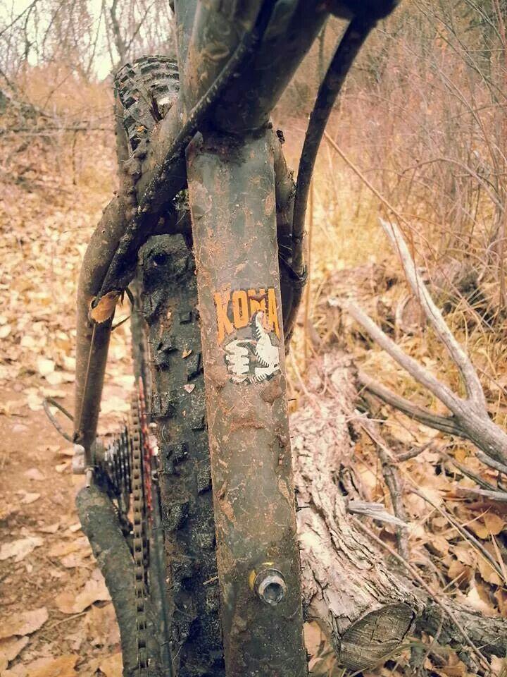 Kona Mountain Bike MTB (t)