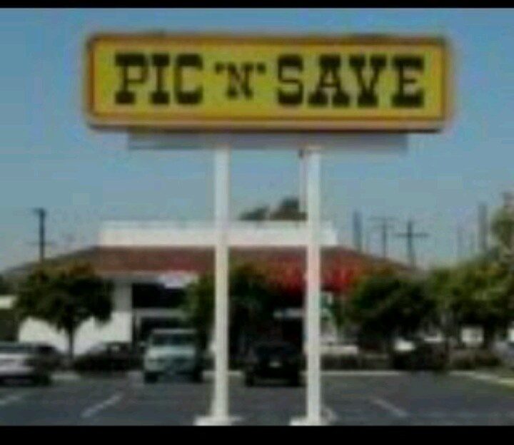 Pic N Save Now Known As Big Lots Quot Vintage Drug Stores