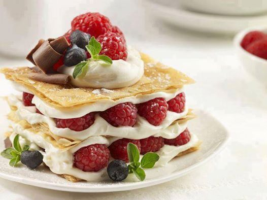 27 best images about mille feuilles on Pinterest ...