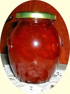 Σπιτικές Γεύσεις από τη Γιώτα: Μαρμελάδα καρπούζι  η ρουμπινένια