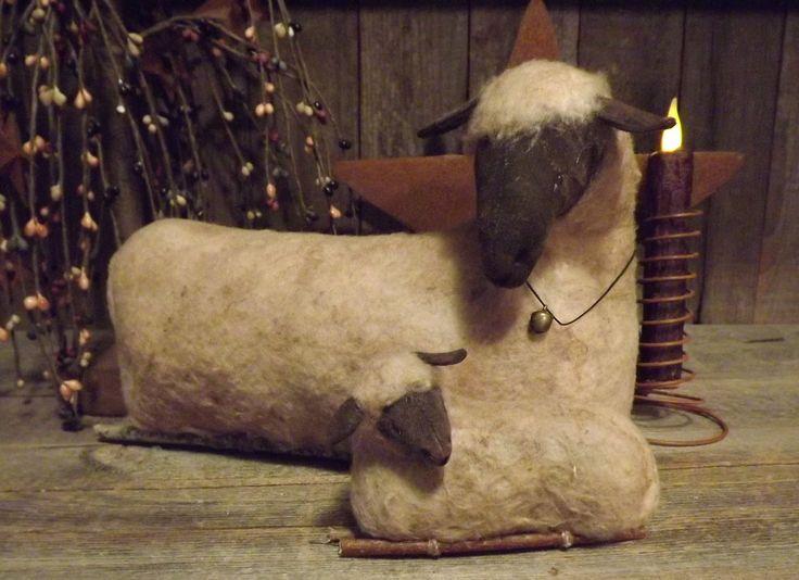 25 Unique Primitive Sheep Ideas On Pinterest Primitive