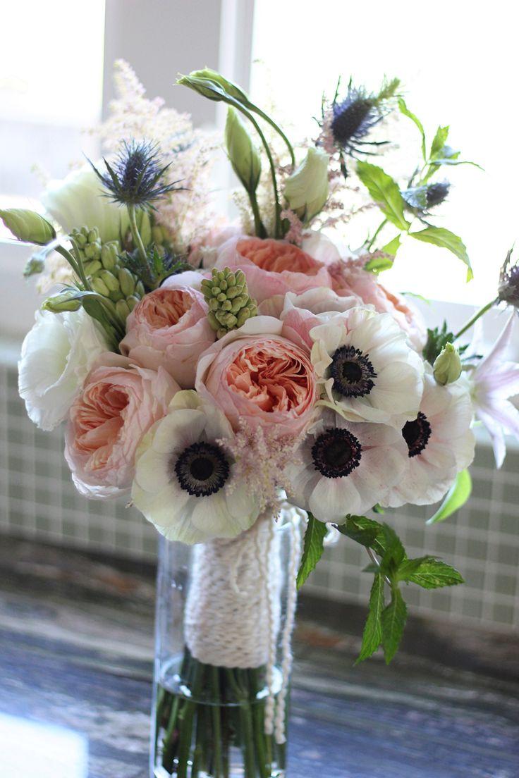 Bridal Bouquet Garden Roses : Discover and save creative ideas