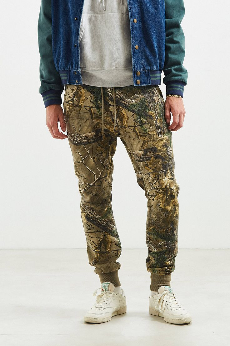 Shop FairPlay Real Tree Camo Ryder Sweatpant at Urban Outfitters today. We carry all the latest styles, colors and brands for you to choose from right here.