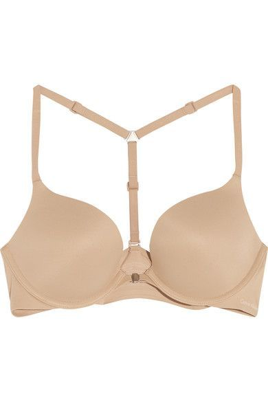 Calvin Klein Underwear - Perfectly Fit Multi-way Padded Bra - Beige - 30DD