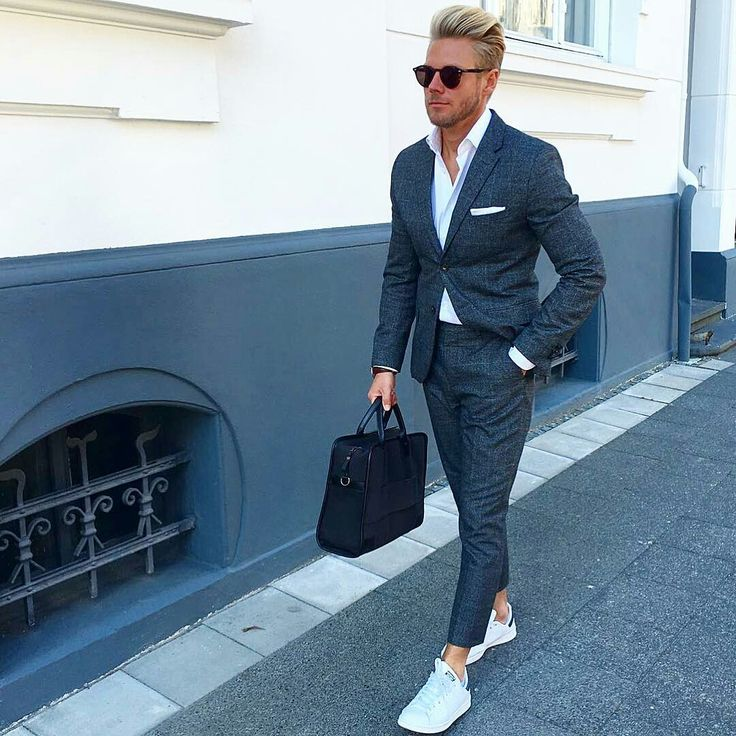 how to dress up your sneakers.. #mens #fashion #style