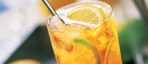 Sugar Free Peach Iced Tea | Torani Lots of recipes using the Torani Syrups