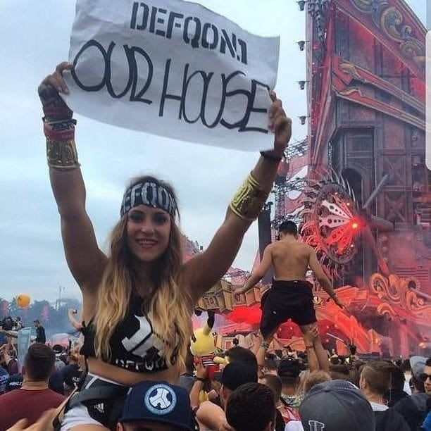 Defqon 1 Our House | Hardstyle Society | Hardstyle Family in