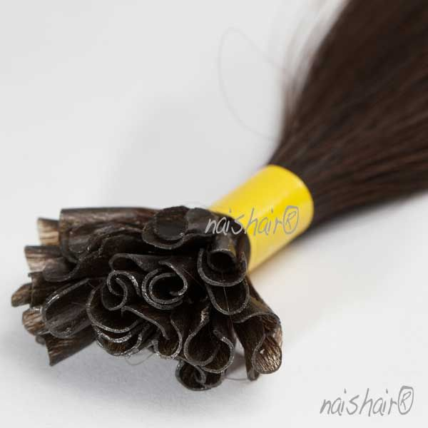 $46.5  Mega Hair de Queratina #2 (Darkest Brown)