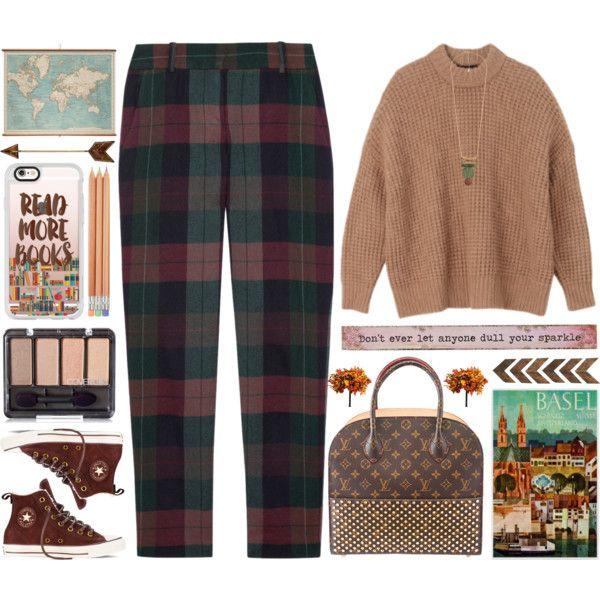 Моды смотреть с октября 2016 по doga1 в теории, Конверс, Луи Виттон, Виолета от Манго, Casetify, стены, и улучшения естественной жизни