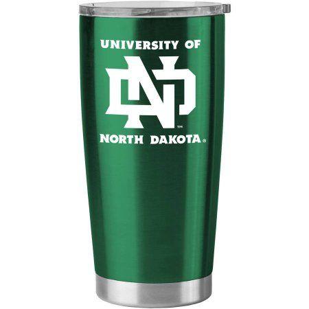 Ncaa North Dakota Fighting Hawks 20 oz Ultra Tumbler, Multicolor