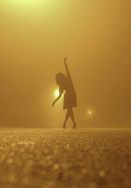 Dancing is in her bones