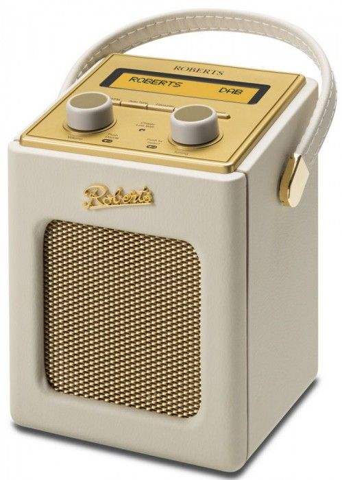 Even though the Roberts Radio Revival Mini looks like a retro 50/60's radio, it has present day features and technologies.