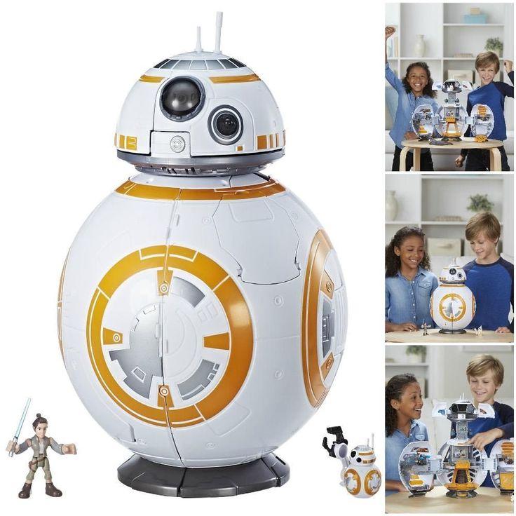 Star Wars Galactic Heroes BB-8 Adventure Base Great Christmas Gift Kids Toy NEW #StarWars