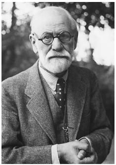 Sigmund Freud (1856-1939): founding father of psychoanalytic theory and the discipline of psychoanalysis.