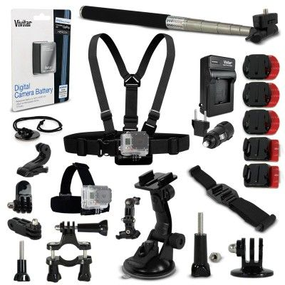 Accessories for #GoPro cameras