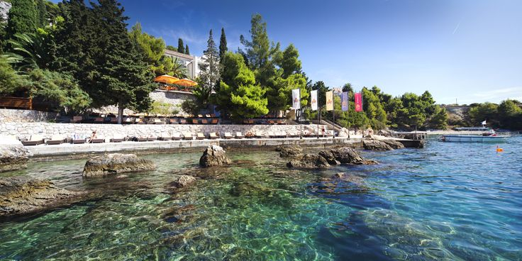 Boutique hotels in Croatia | Small Hip and Luxury Hotels | i-escape.com