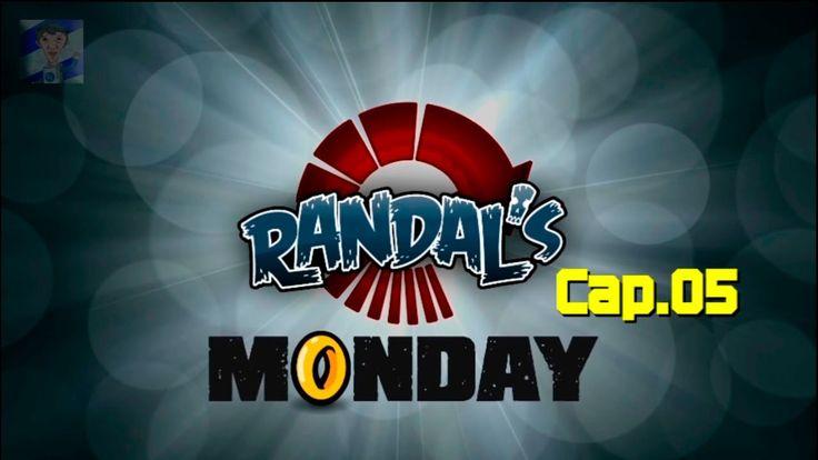 Randal's Monday - Cap 05 - Kolandose in de suburbian