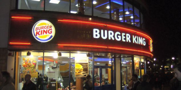 Burger King chases authentic BBQ experience with UK beer sales pilot | The Drum