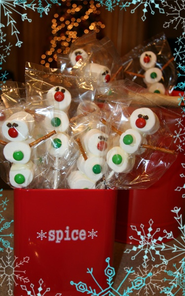 super cute kids party treat - I hope everyone knows I pin these cute foods for my daughter-in-law to make, not me, LOL