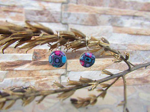Atelier-Muza / Veselé náušnice krúžky