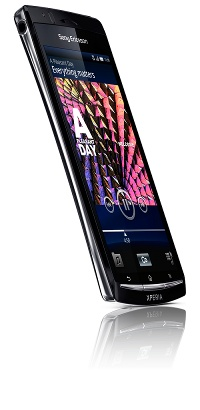 Sony Ericsson does Xperia arc
