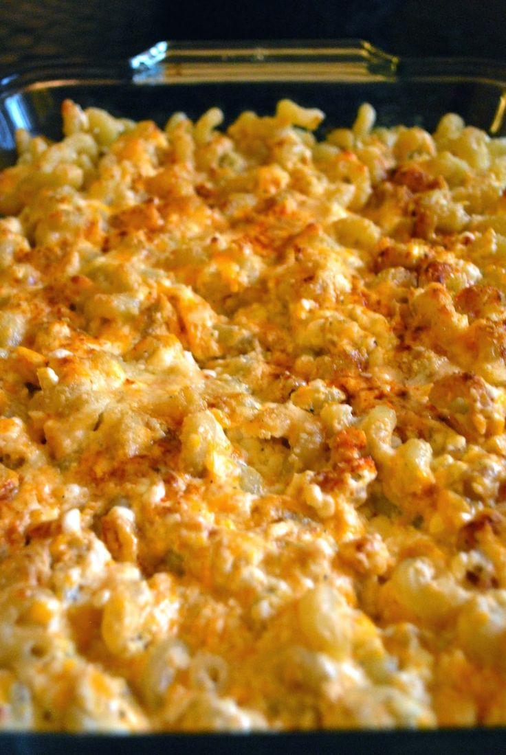 Ukrop's mac and cheese RVA