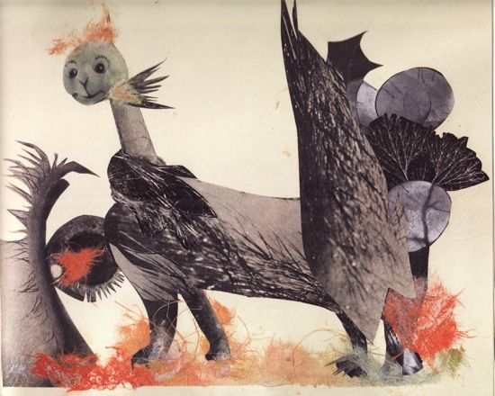 Weimar: Hannah Höch - Brushflurlets and Beer Bellies