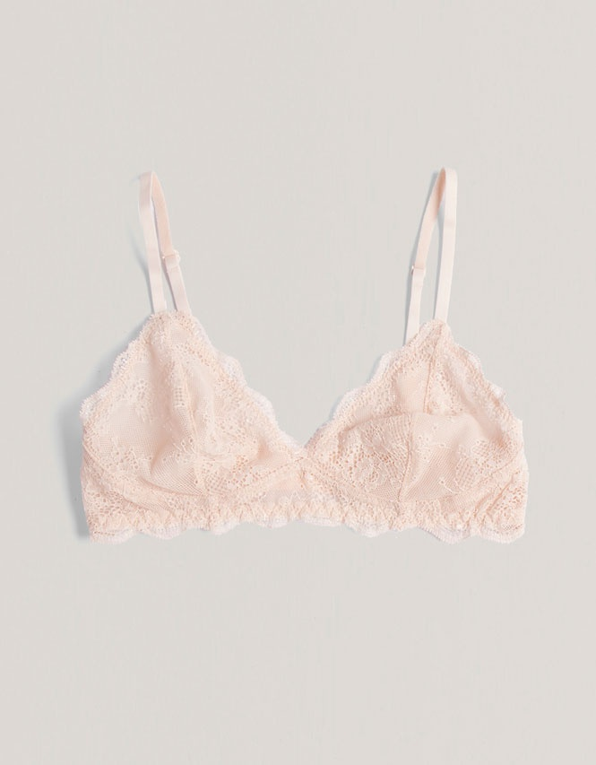 Lace triangle bra - NEW IN! - United Kingdom