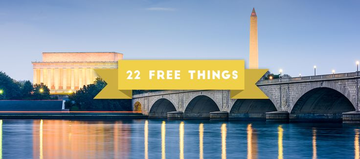 22 Family Activities in DC That Won't Cost You a Thing