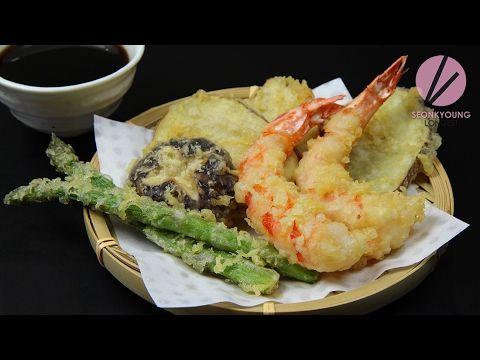 Asian at Home | Tempura - YouTube