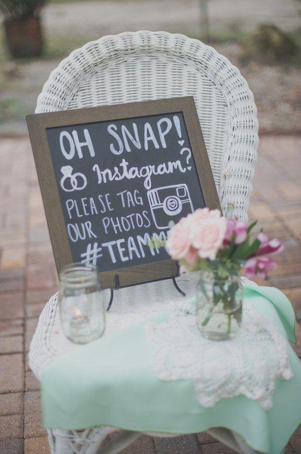Simple Rustic Wedding