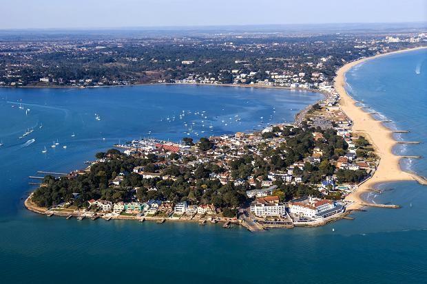 Sandbanks, Poole, Dorset. www.full-filled.co.uk  #england #beach #seaside #holidays