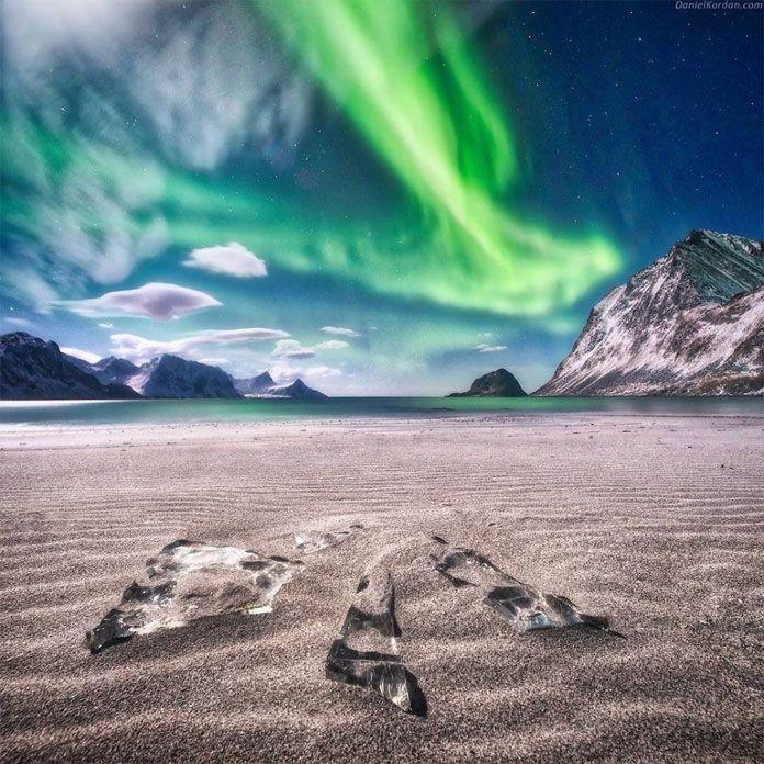 Northern Landscapes by Daniel Kordan