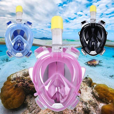 Full Face Snorkel Mask https://beyondtheoutdoors.myshopify.com/products/full-face-snorkel-mask-1