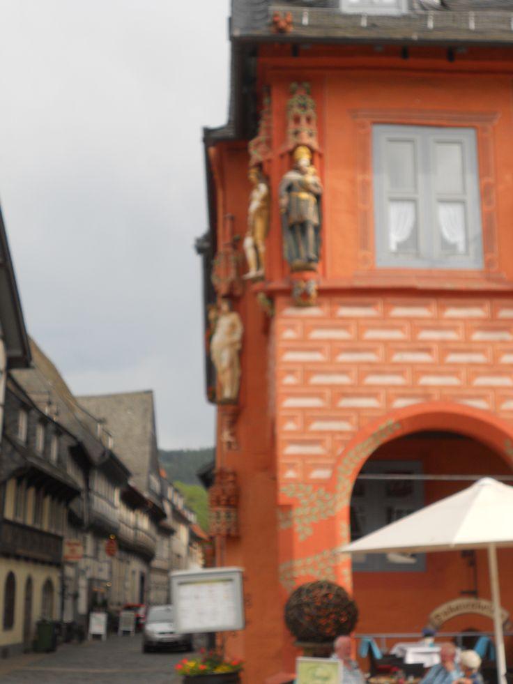 Goslar - rynek