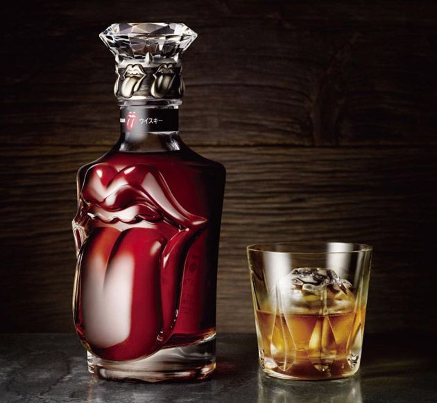 Whiskey, The rolling stones and Stones on Pinterest
