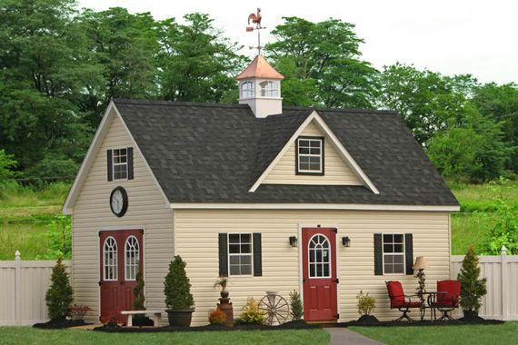 Sheds For Sale in PA. We offer sheds for sale in very basic models to a two story shed for sale in PA, NJ, NY, CT, DE, MD, VA and WV. Call 717-442-3281