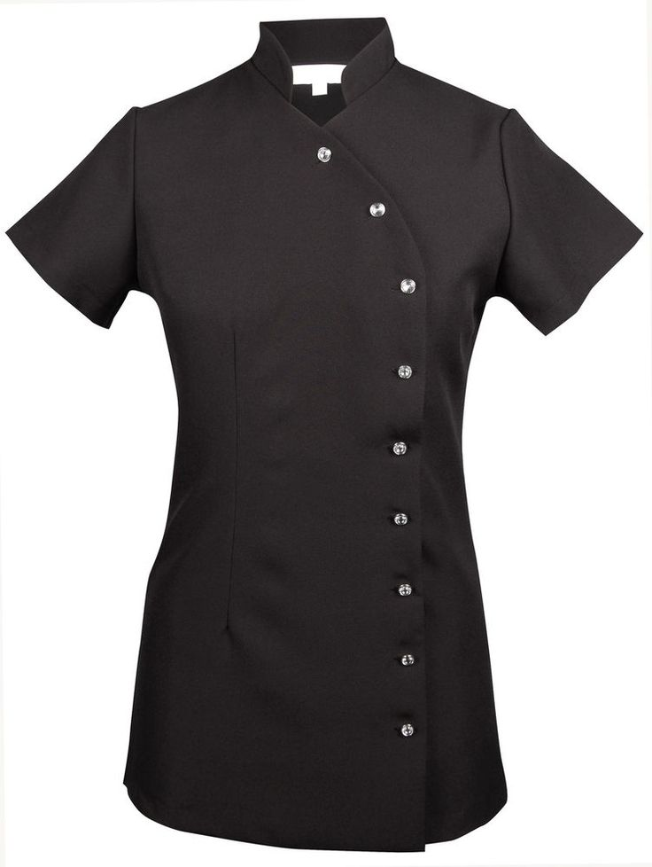 Details about spa beauty hair salon hairdressing for Spa uniform tunic
