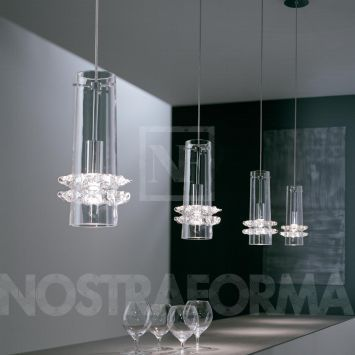 Studio Italia Design Lace pendant lamp