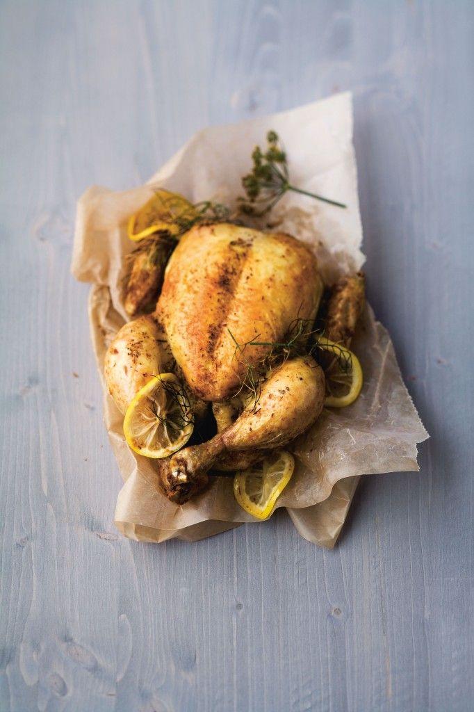Zitronen-Ingwer-Huhn von Tanja Grandits