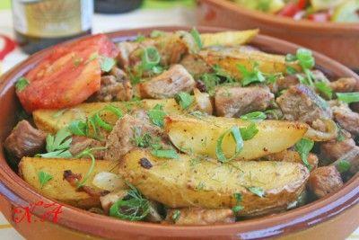 Оджахури(грузинская кухня)