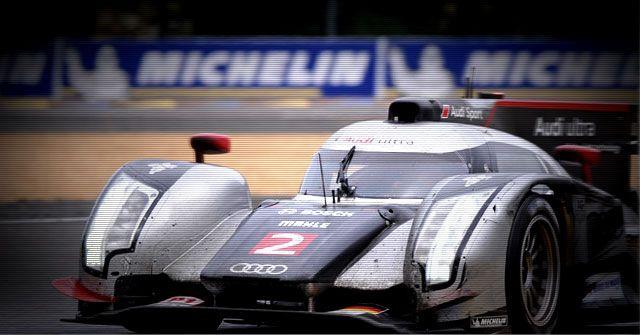 Le Mans Michelin Audi 2013