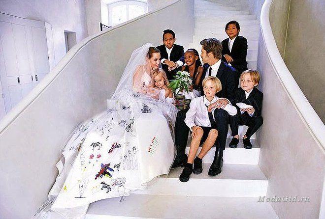Свадебная мода: Свадьбы знаменитостей 2014 года