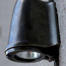 Wandspot Balume Wall Bronze landelijk - Authentage - Aut. BAL001002 - € 148,95