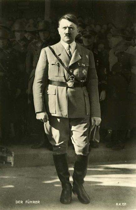 (via putschgirl) | Adolf | Pinterest | History