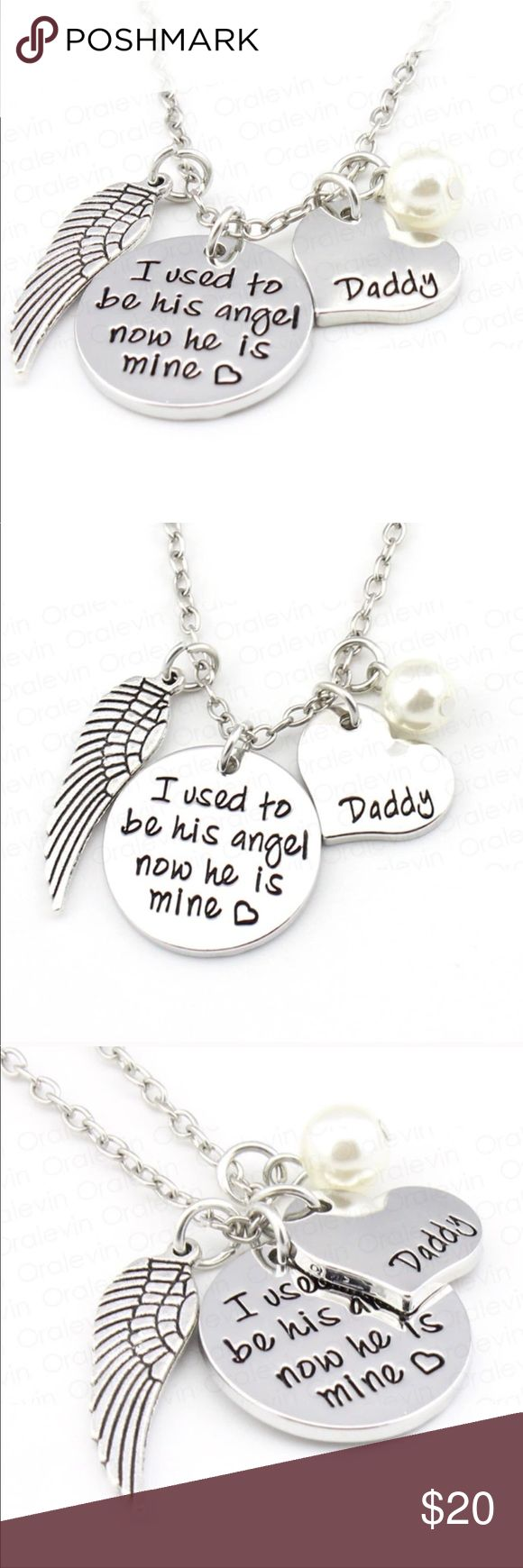 Dad Necklace See pic. Jewelry Necklaces
