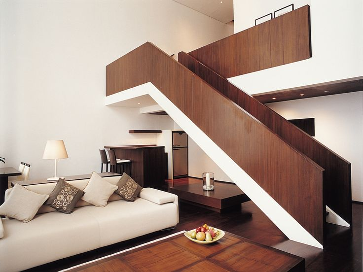 The relaxing penthouse suite at #Metropolitan by #COMO, Bangkok