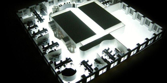 Interior Design in Modern Office