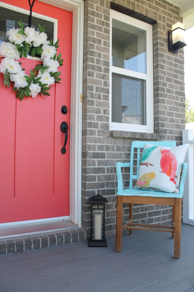 25 Best Ideas About Coral Door On Pinterest Coral Front