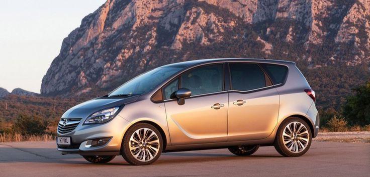 Opel Meriva, nuevo motor diésel de 95CV